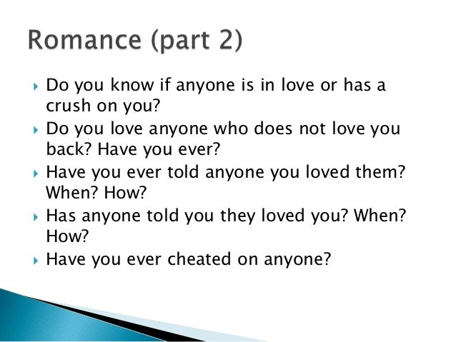 How Can U Tell If A Guy Loves You