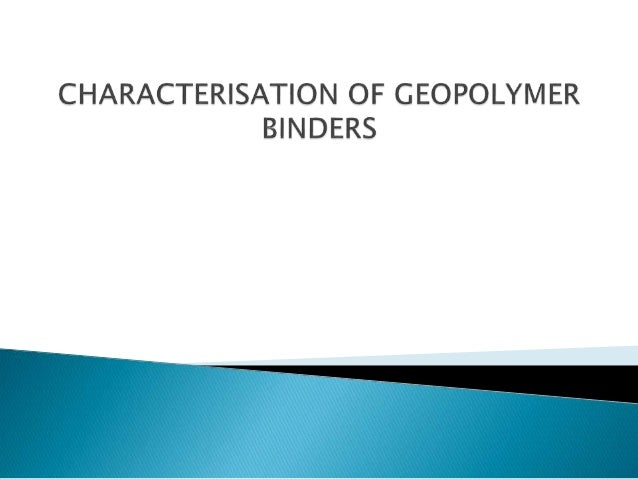 Geopolymer concrete: A review of some recent developments