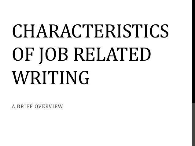 writing related jobs If you're a bookworm, it may be your dream to turn your passion into an occupation fortunately, jobs really do exist that will pay you to read on someone else's dime.