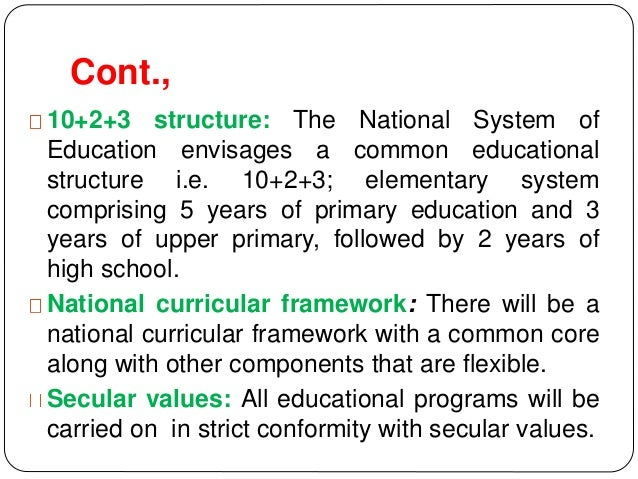 the characteristics of an ideal system of education What are the distinctive features of the japanese education system explaining the characteristics and features of the japanese the formal education system caters.