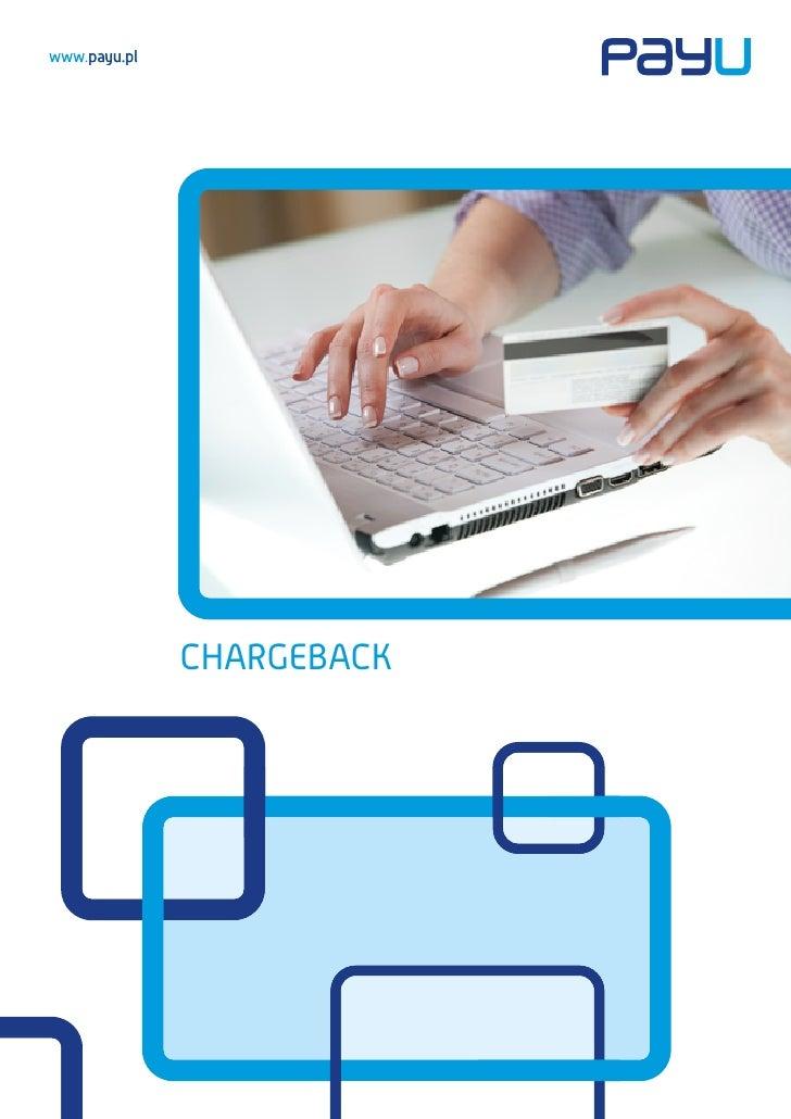 Chargeback - english version