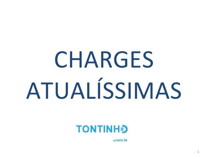 Charges atualíssimas