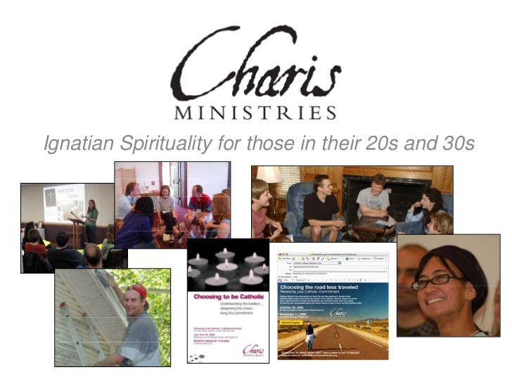 Ignatian Spirituality for those in their 20s and 30s