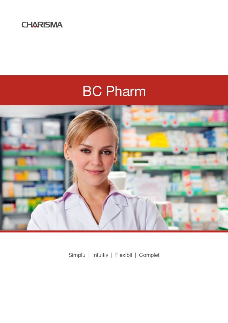 BC PharmSimplu | Intuitiv | Flexibil | Complet