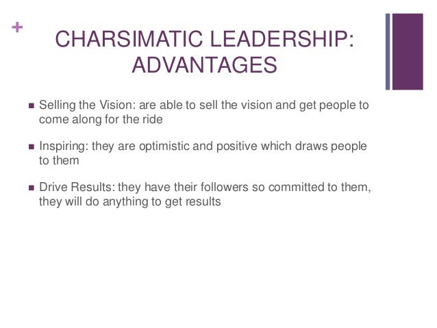 Charismatic leadership research