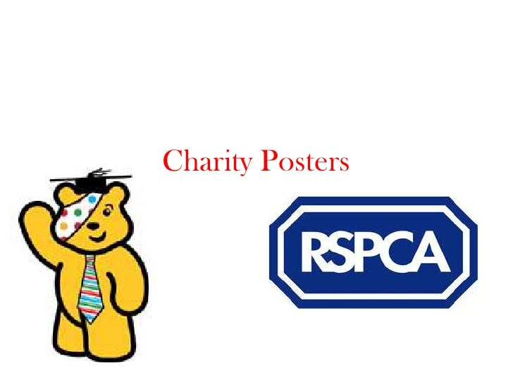 Charity Posters<br />