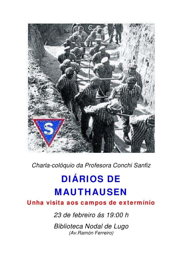 Charla-coloquio en Lugo