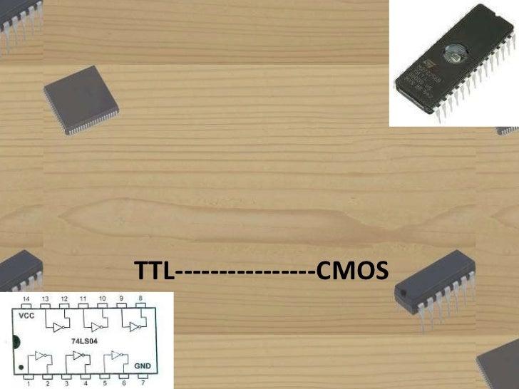 TTL----------------CMOS
