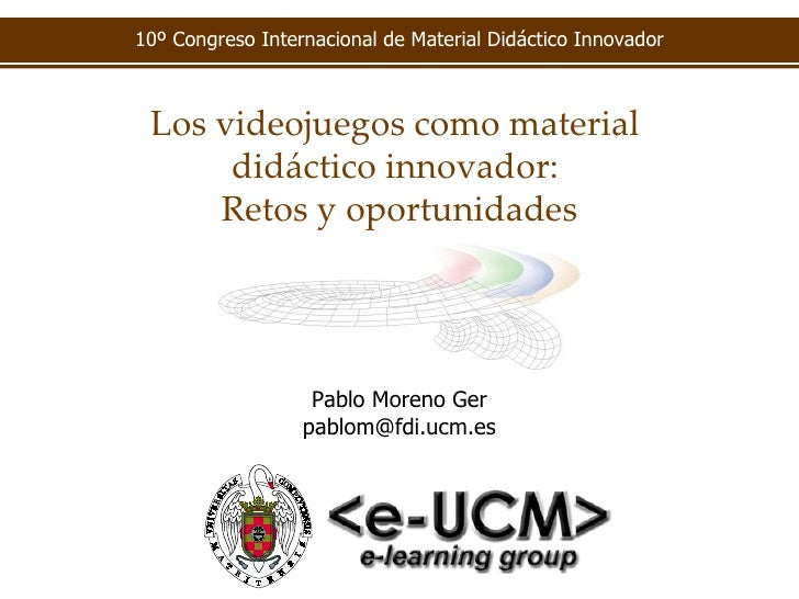 MatDidac 2009 (Pablo Moreno-Ger)