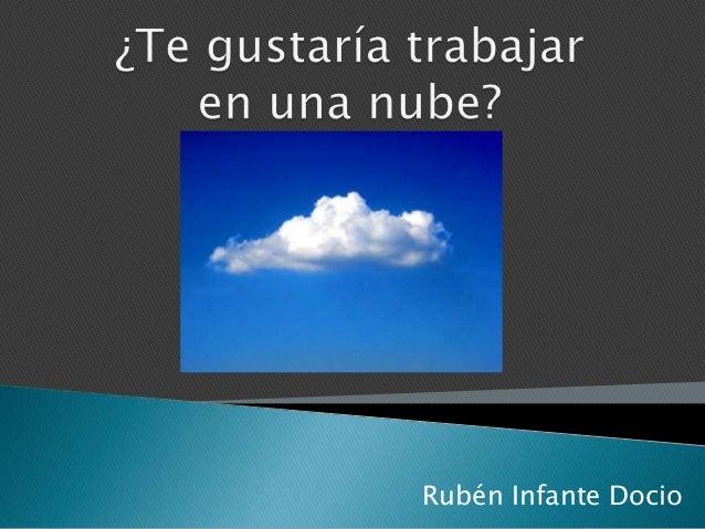 Rubén Infante Docio