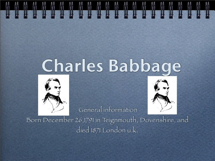 Charles Babb