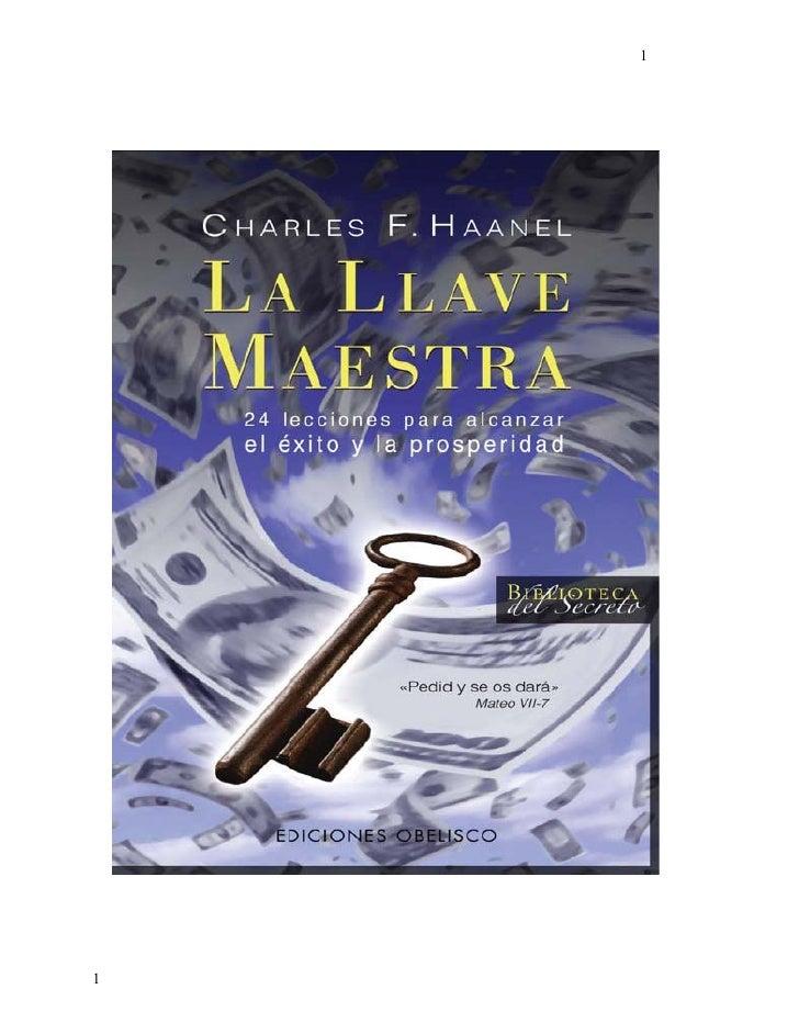 Charles f-haanel-la-llave-maestra
