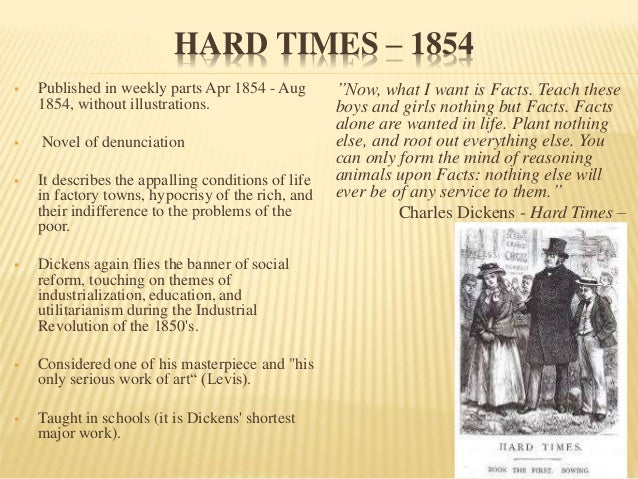 charles dickens hard times essay Properly give my source(s) credit using the apa format and the paper should not include more than 20% of direct quotes from other sources make sure to provide proper.