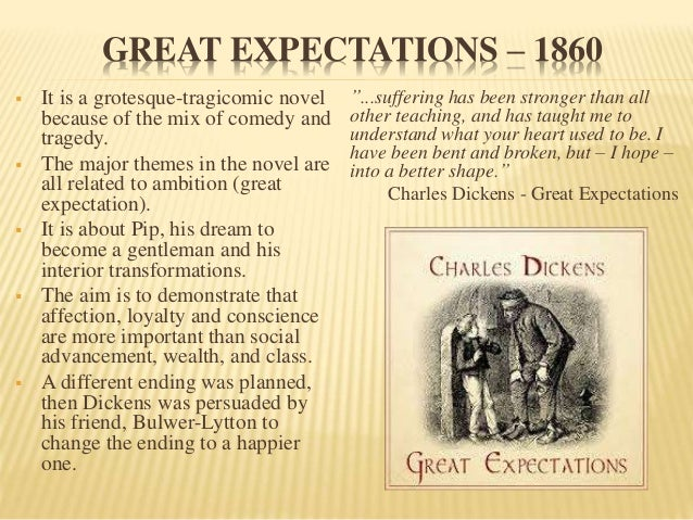 an analysis of the main themes in great expectations a novel by charles dickens A secondary school revision resource for gcse english literature about the context of charles dickens' great expectations each week, for 36 weeks dickens' style of writing critics believe this helped him to write the brilliant sections of dialogue in great expectations dickens.