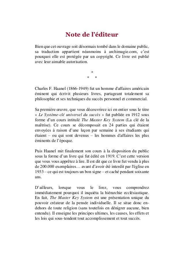Note de l'éditeur Bien que cet ouvrage soit désormais tombé dans le domaine public, sa traduction appartient néanmoins à a...