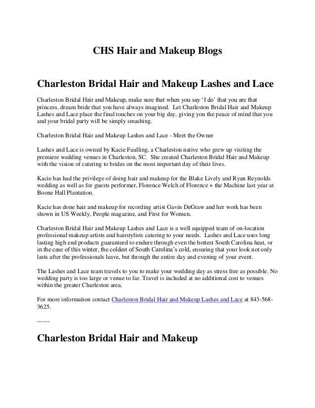 Charleston makeup kacie faulling