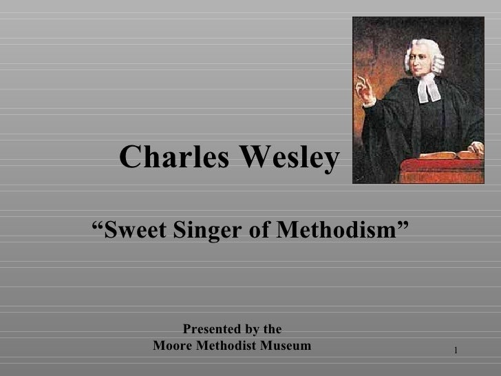 Charles Wesley 300th birthday