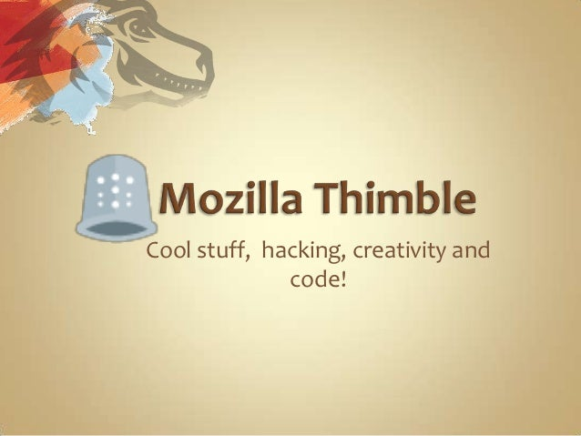 Cool stuff, hacking, creativity and              code!