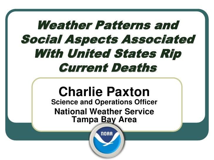 "Charlie Paxton  ""Weather Patterns"" NDPA Symposium 2012"