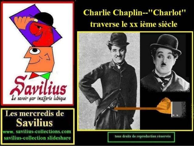 Charlot au xx ème siècle
