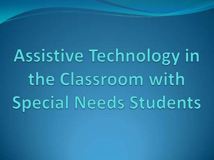 Charlotte assistive tech ppt