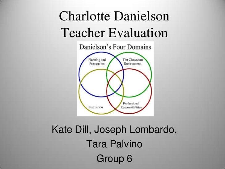 Charlotte Danielson Group Six