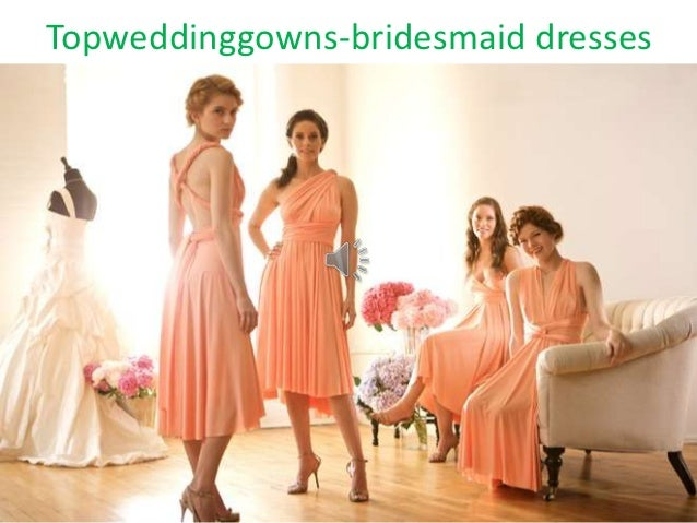Topweddinggowns-bridesmaid dresses