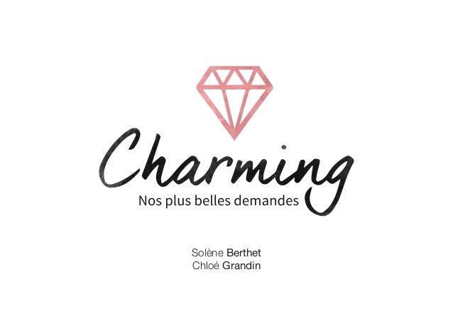 Solène Berthet Chloé Grandin