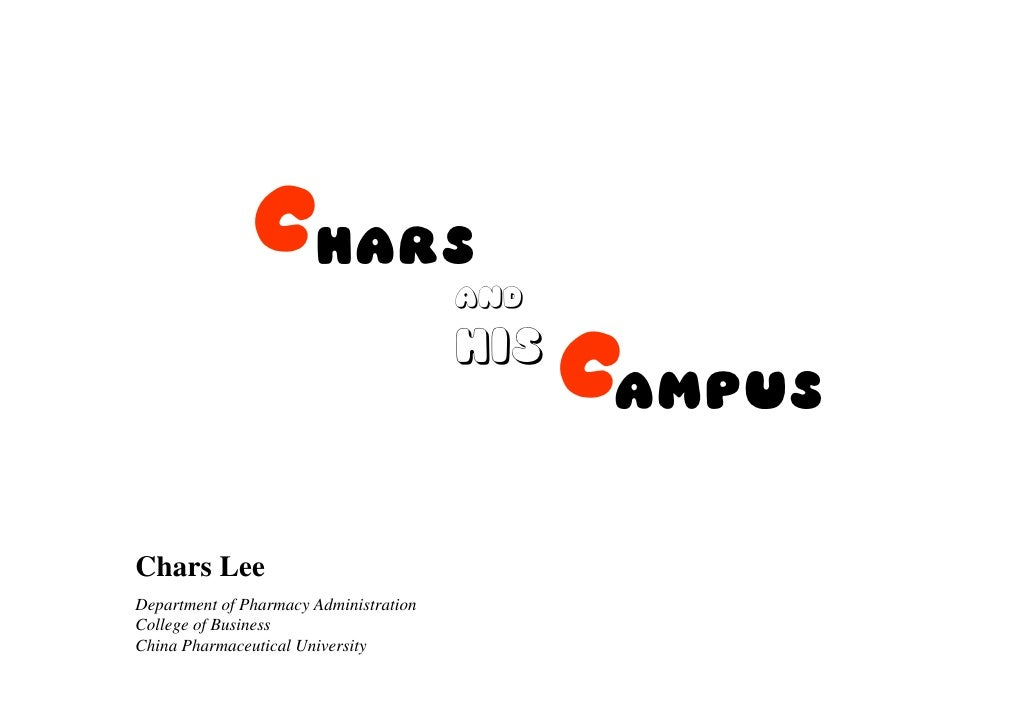 Chars And His Campus