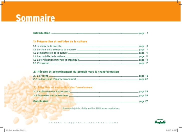 Sommaire                                   Introduction ------------------------------------------------------------------...