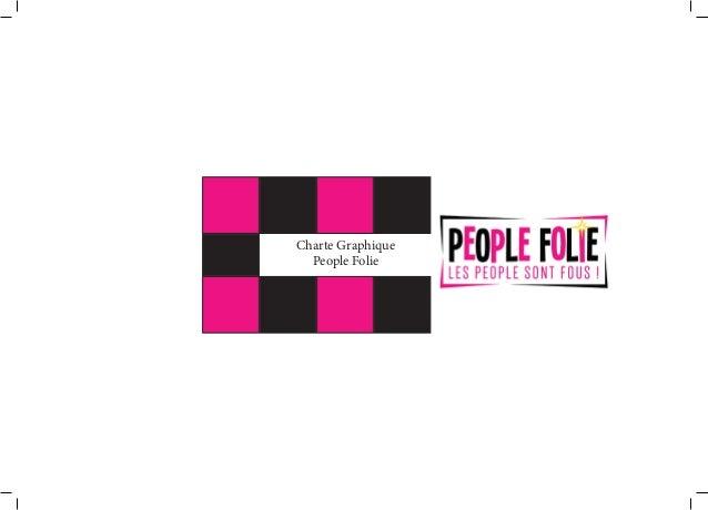 Charte Graphique People Folie