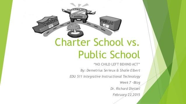 public schools vs charter schools essay