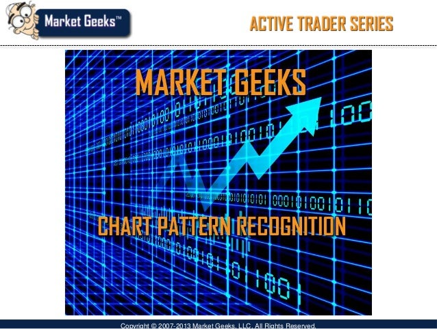 Chart pattern trade recognition