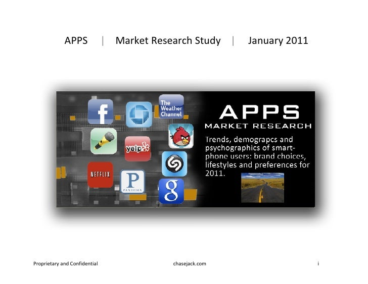 Apps Market Research