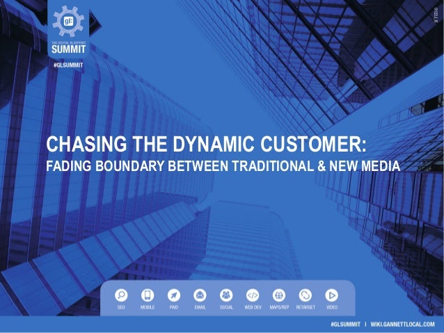 Chasing the Dynamic Customer