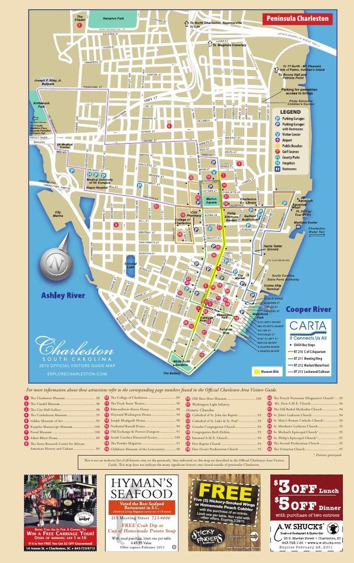 Peninsula Charleston                                                 2                                                    ...