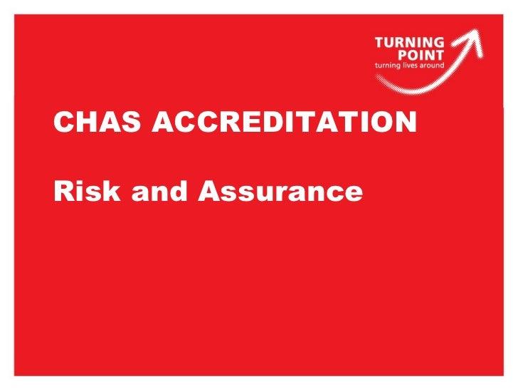Chas Registration