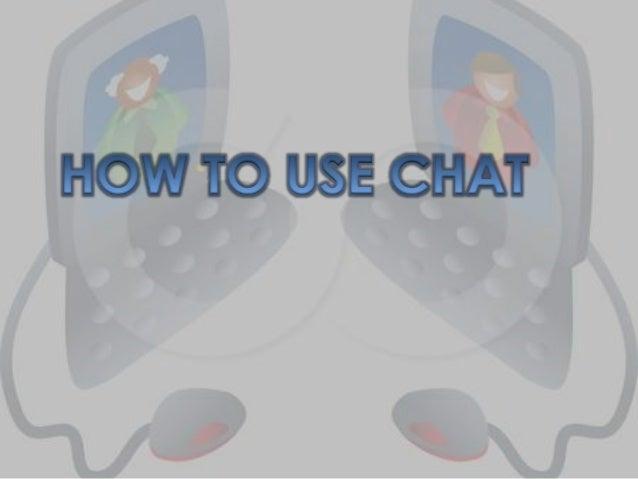 Chat language