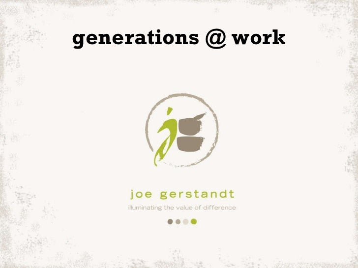 generations @ work