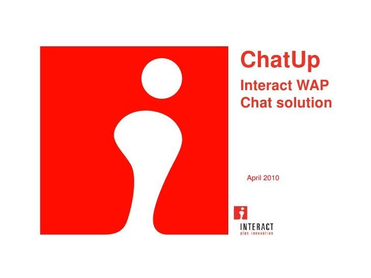 ChatUp