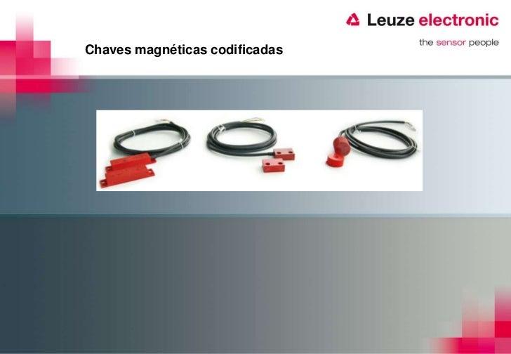 Chaves magnéticas codificadas