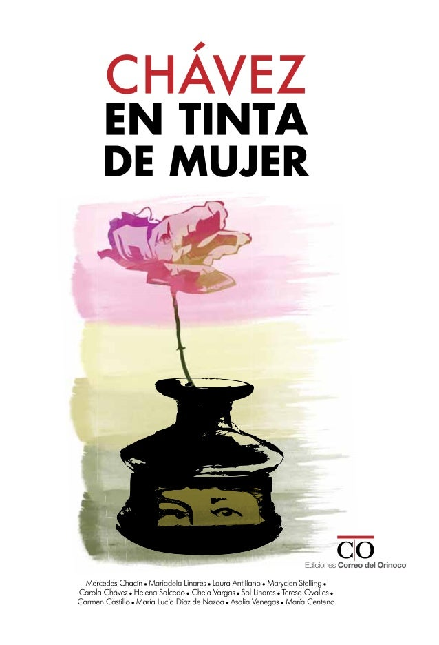 Chávez en-tinta-de-mujer