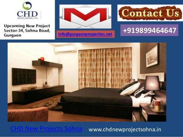 CHD New Projects In Sohna