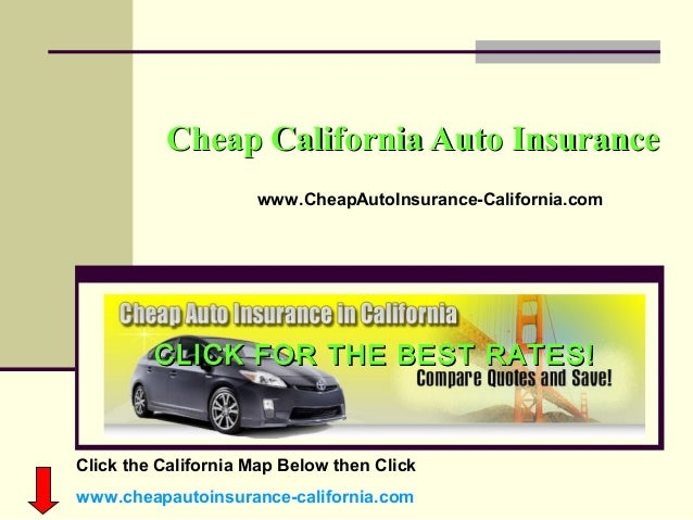 Wonderful Pics Photos  Auto Insurance In California Cheap Car