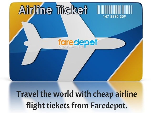 the cheapest airline tickets