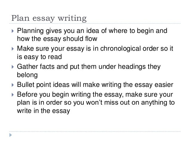 process explantion essay