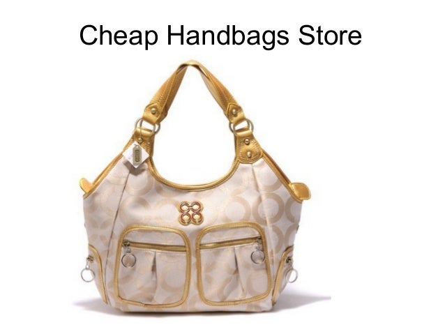Cheap handbags store