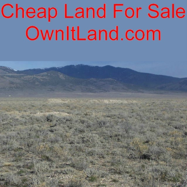 Cabin Land For Sale
