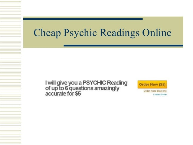 Cheap Psychic Readings Online