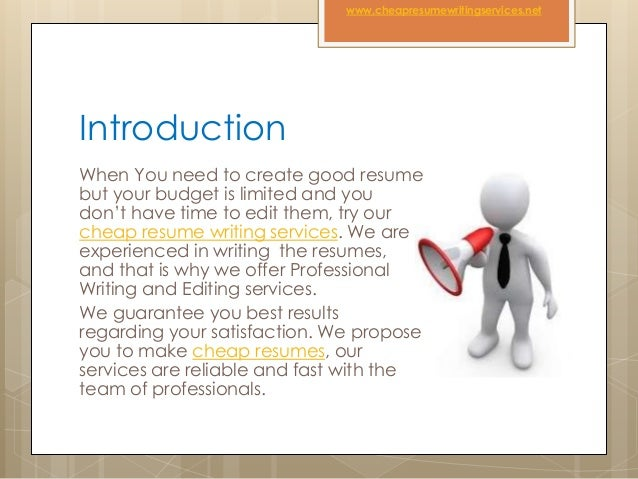 Cheap Resume Writing Services Vs Candidate Packet Useful Insight Example Good  Resume Template Cheap Resume Writer
